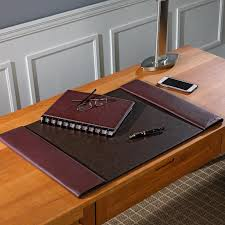er jacket desk blotter leather desk pad levenger leather desk blotters