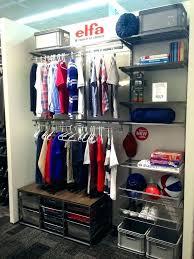 elfa closet system elfa closet system reviews elfa closet systems canada