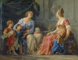 French Painting from the Musee Fabre | Noël HALLÉ | Cornelia ...