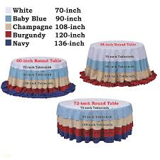 90 inch round vinyl tablecloth fresh what size tablecloth for 72 round table mellydiafo mellydiafo