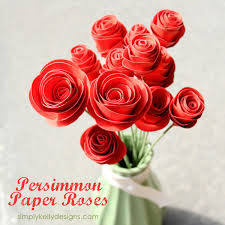 How To Make A Simple Paper Flower Bouquet 10 Paper Flower Crafts Town Country Living