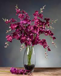 Phalaenopsis Orchid Silk Flower Stem