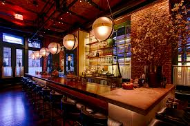 bar lighting design. 2015 AL Design Awards: Chefs Club, New York | Architectural Lighting Magazine Hospitality Projects, Design, Focus Bar I