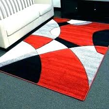 red black gray rug red black and gray area rugs red and gray area rug red