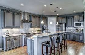 white and gray countertops gray and white kitchen ideas