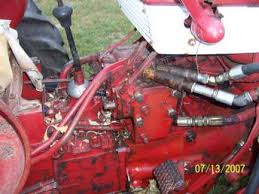 ih 340 utility hydraulics yesterday's tractors Farmall 240 Hydraulic System Diagram a pic further out Farmall 666 Hydraulic Diagram