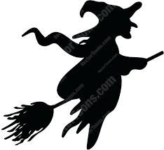 Witch Window Silhouette Best Ideas On With Template Silhouettes Free