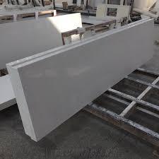 white quartz kitchen countertop prefab quartz countertops prefabricated quartz tops laminated eased edges countertops