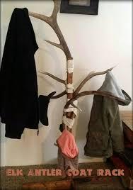 Antler Coat Racks Antler und Rawhide Coat Rack Gunook 95