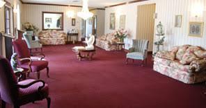 funeral visitation facilities