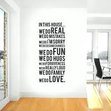 wall decals for home find more wall stickers information about quote wall sticker big house rule on home decorating stick on wall art with wall decals for home find more wall stickers information about quote