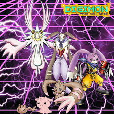 With The Will Digimon Forums