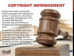 Copyright Infringement Copyright Infringement What Is It And How Do We Avoid It