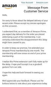 Amazon Delivery Late Use This To Request Compensation Komando Com