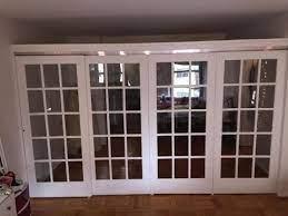 sliding door room dividers home depot