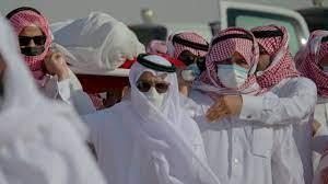 تشييع جثمان «ناصر البراق» من جامع البابطين ودفنه شمال الرياض