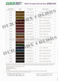 Orasol Dye Color Chart China Buy Dyes China Buy Dyes Manufacturers And Suppliers