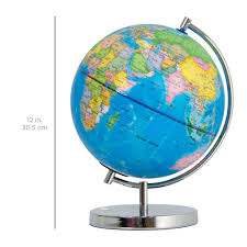 Best Choice Products Kids 2-IN-1 World Globe Day Night Constellation View  With