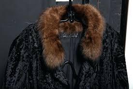 vintage fur coats black sable coat by for toronto