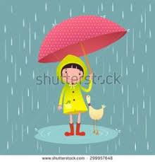 happy cute girl in raincoat umbrella in autumn rainy season  umbrellas quenalbertini cute girl and friend umbrella in rainy season