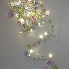 Beaded Fairy Lights Bohemia Crystal Fairy Light Garland Fairy Lights Bohemia