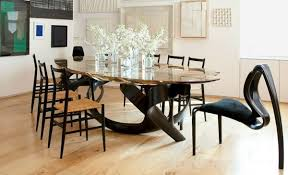 modern furniture trends. Art Of Bold Colors In The Modern Dining Room 2018 Furniture Trends