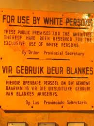 California Mwananchi Apartheid Laws And Lessons