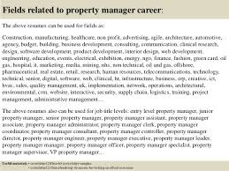 Cover Letter For Assistant Property Manager Top 5 Property Manager Cover Letter Samples