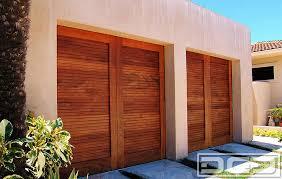 dynamic garage doorsMid Century 04  Custom Architectural Garage Door  Dynamic Garage