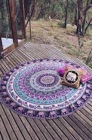 round rugs for your home decor