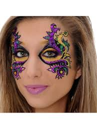 mardi gras eye mask you don t have to worry about taking off and