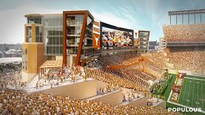 Dkr Texas Memorial Stadium Seating Chart First Look More Details Of Uts 175m Football Stadium