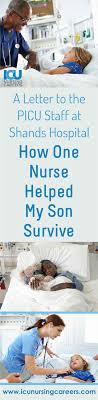 Picu Nurse Picu Nurse Thank You Letter A Moms Note To The Picu Staff