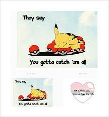 4 X 5 5 Card Template Word 9 Pokemon Card Templates Psd Ai Free Premium Templates