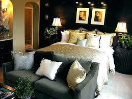 White And Gold Bedroom Decor Black White And Gold Bedroom White And ...