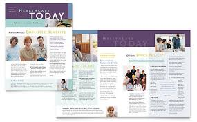 sample company newsletter insurance newsletters templates designs