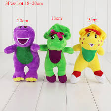 Barney and friends toys