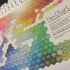 Copic Hex Chart I Really Need This Copic Copic Markers