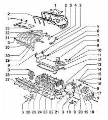 volkswagen vr6 head gasket replacement vw vr6 diagram