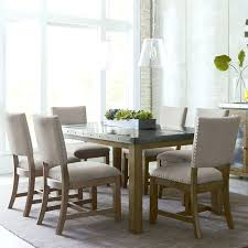 Stainless Steel Dining Room Tables 18482 And Table  Stainless Stainless Steel Top Dining Table