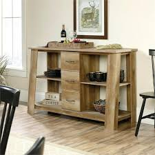 sauder boone mountain counter height dining table in craftsman oak stand in craftsman oak outdoor designs