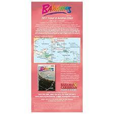Bahamas Vfr Chart 2011 Bahamas Caribbean Color Wac Scale Vfr Charts Bahamas