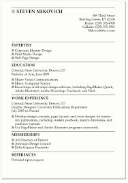 resume simple example sample resume college students musiccityspiritsandcocktail com