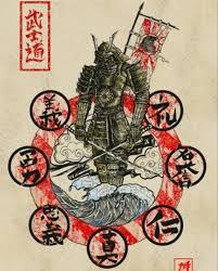 пин от пользователя александр таран на доске Art самурай японское