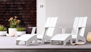 Design within reach outdoor furniture Garden Adirondack Design Within Reach Outdoor Collections Design Within Reach