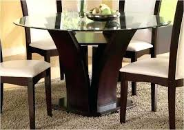 full size of modern black and red tempered glass dining table chairs sets toronto round coffee