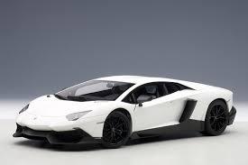 lamborghini aventador white 2013. autoart 2013 lamborghini aventador lp7204 bianco canopus matt white 74683 e
