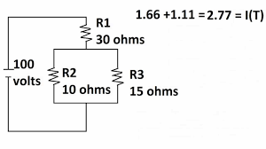 series parallel circuits how to find voltages of resistors and series and parallel circuits diagrams at Series And Parallel Circuits Diagrams