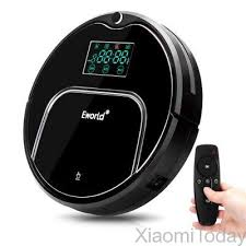 <b>Eworld M883 Robotic Vacuum Cleaner</b> Review - XiaomiToday