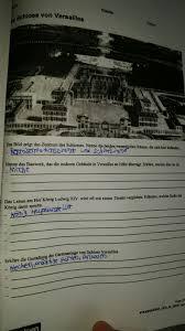 Kann Mir Bitte Jemand Helfen Geschichte Hausaufgaben Schloss